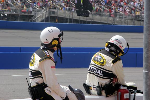 NASCAR Auto Club 400 Fontana 14