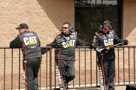 NASCAR Auto Club 400 Fontana 18