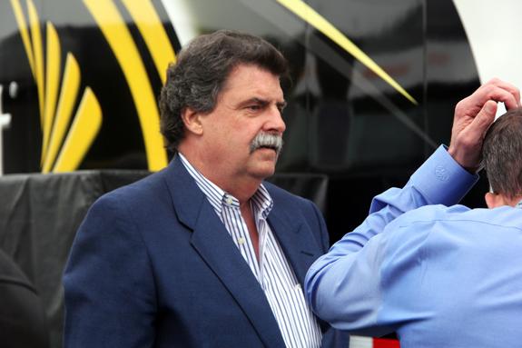 NASCAR Auto Club 400 Fontana 3
