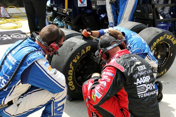 NASCAR Auto Club 400 Fontana 33