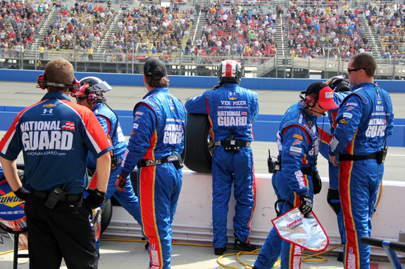 NASCAR Auto Club 400 Fontana 37