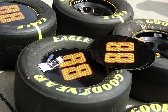 Dale Jr. NASCAR Auto Club 400 Fontana