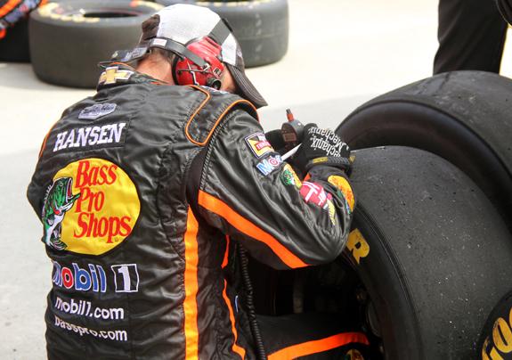 NASCAR Auto Club 400 Fontana 41