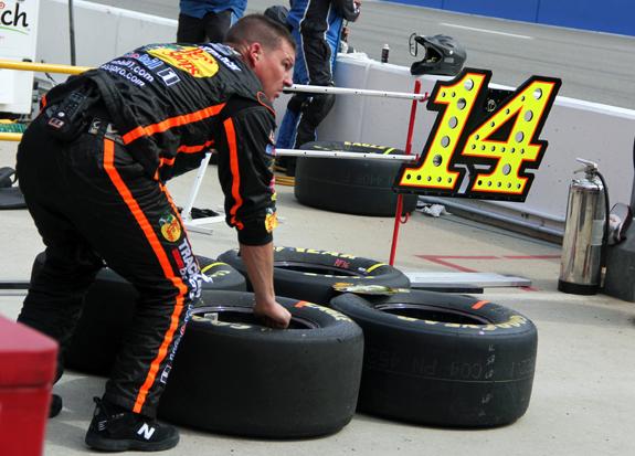 NASCAR Auto Club 400 Fontana