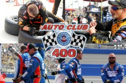 NASCAR Auto Club 400 Photos