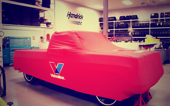 Hendrick Motorsports Valvoline Reinvention Project