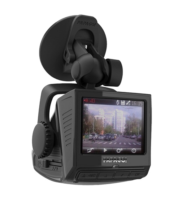 Papago P2 Dashcam