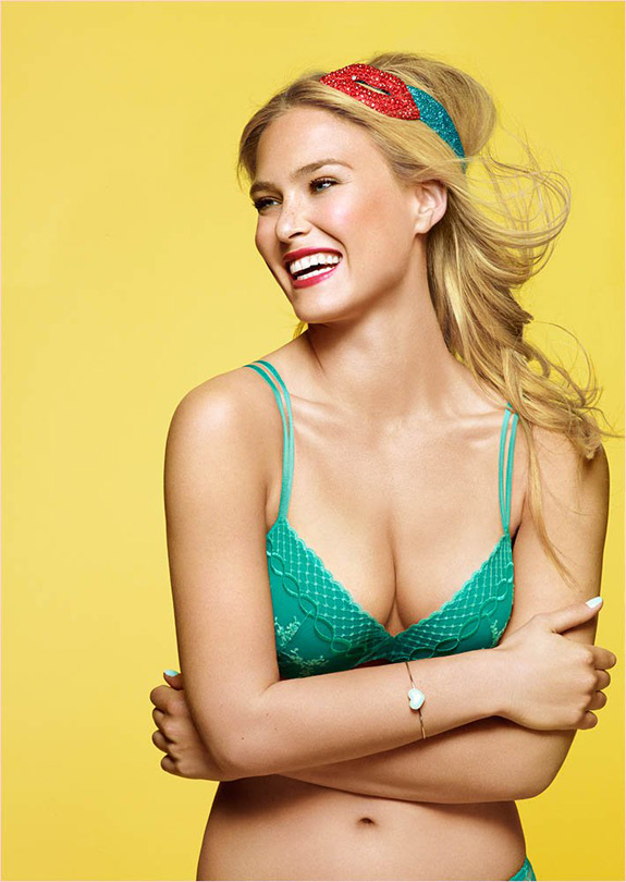 Bar Refaeli Lingerie Photo Passionata