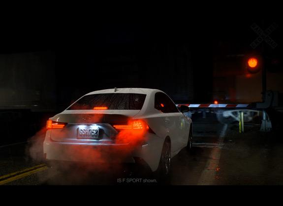 Lexus F Temptation
