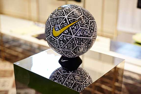 NIKE SOCCER BALL World Cup