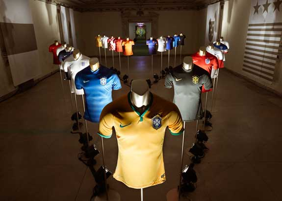 NIKE World Cup UNIFORMS
