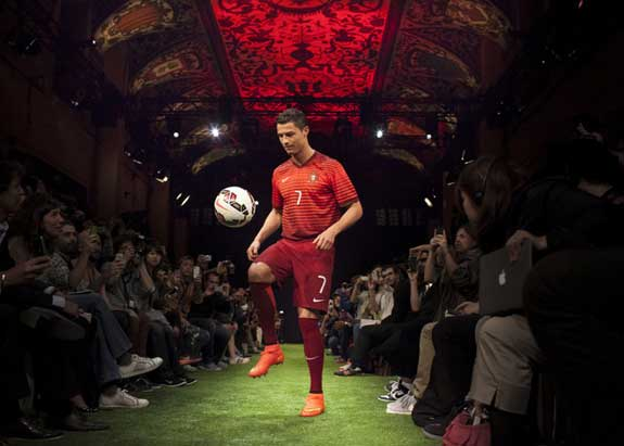 Nike World Cup Innovation Summit