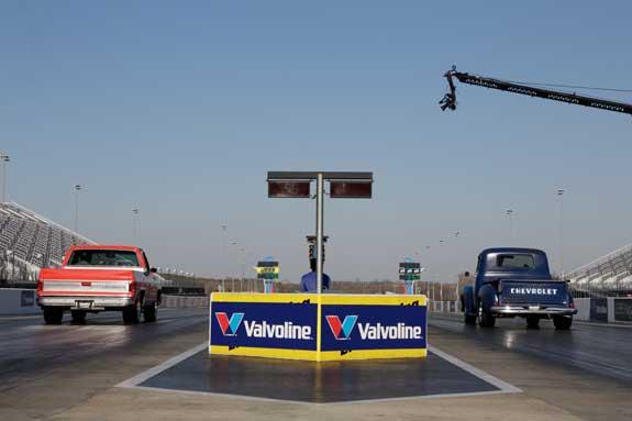 Valvoline Reinvention Trucks