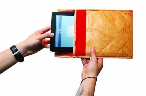 Undercover Secret Tablet Sleeve IPad