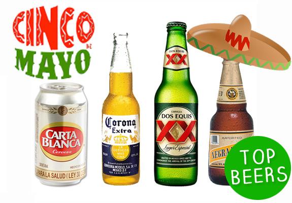 Cinco De Mayo Top Beers