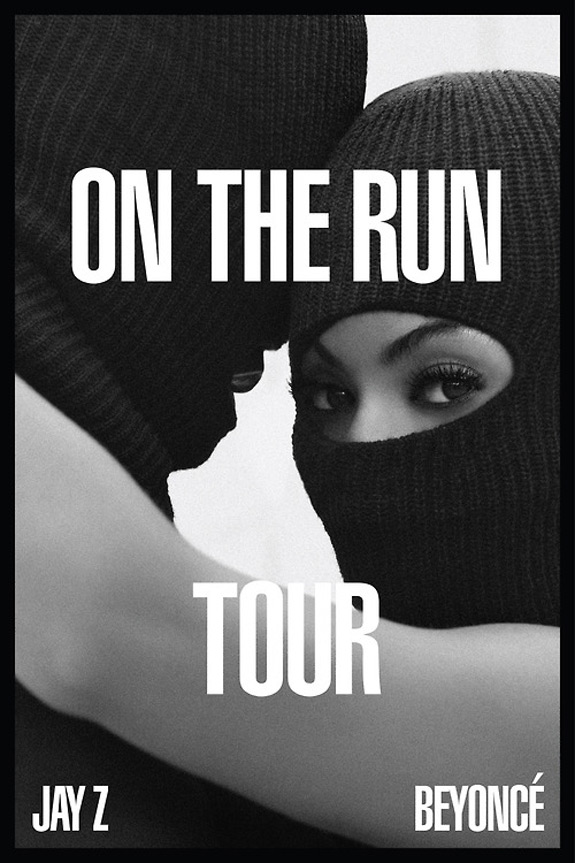 On The Run Tour Beyonce Jay Z