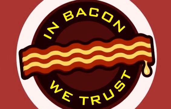 Smell Bacon Love