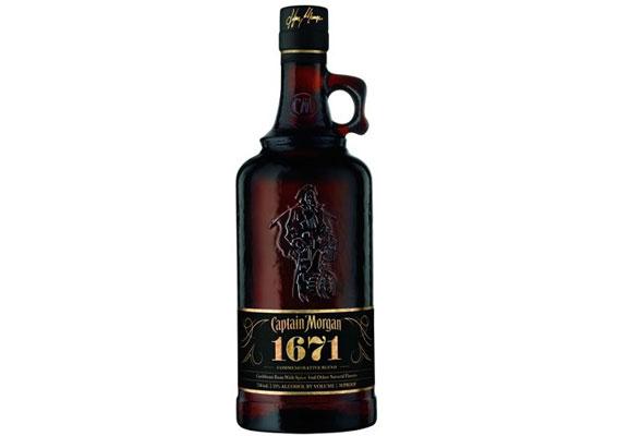 Captain Morgan 1671 Commemorative Blend Rum
