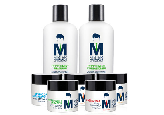 Mister Ompadour Hair Care Men