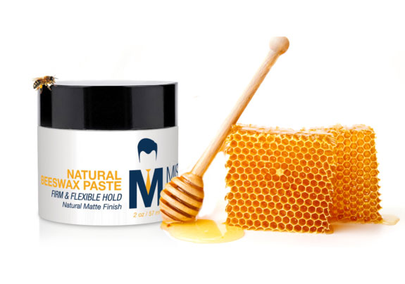 Mister Pompadour Honeycomb Beeswax Paste