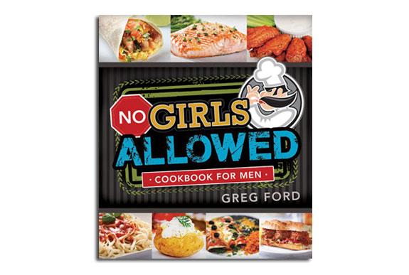 No Girls Allowed Cookbook