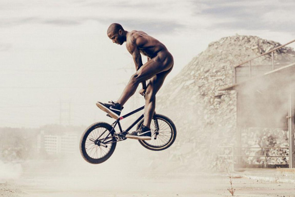 ESPN The Magazine Body Issue Nigel Sylvester
