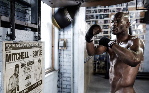 ESPN The Magazine Body Issue Bernard Hopkins