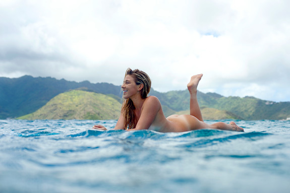ESPN The Magazine Body Issue Coco Ho
