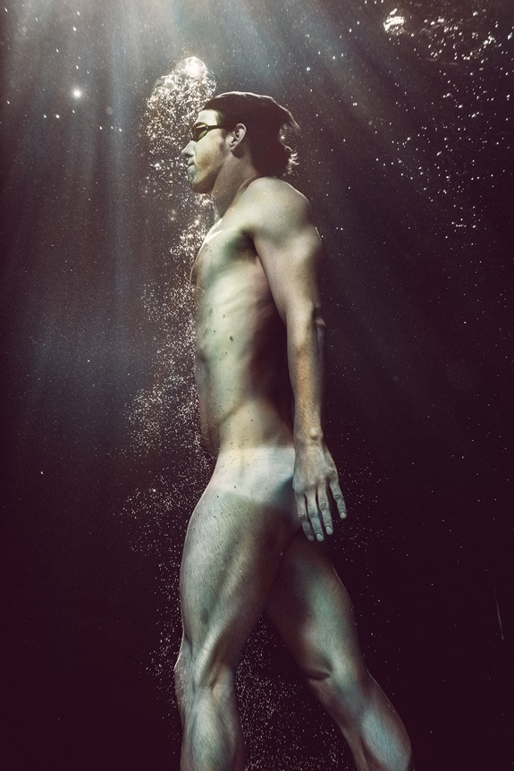 ESPN The Magazine Body Issue Michael Phelps