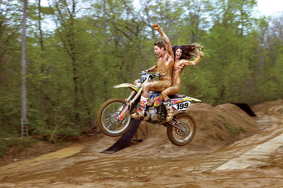 ESPN The Magazine Body Issue Travis Pastrana