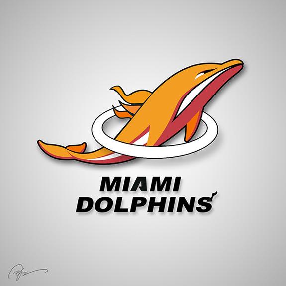 Miami Dolphins Miami Heat