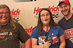 NASCAR Dale Jr Hendrick Motorsports Surprise Fans