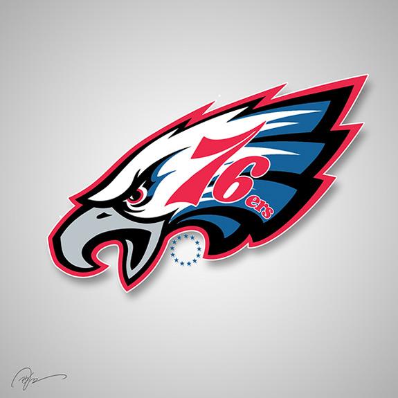 Philadelphia Eagles Philadelphia 76ers