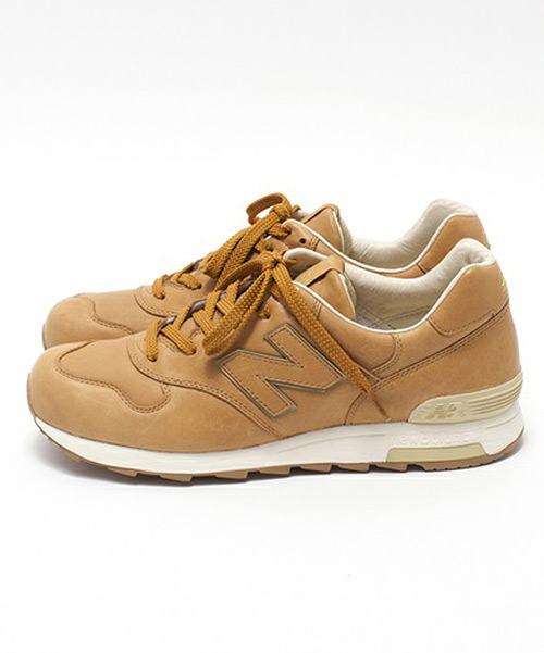 United Arrows New Balance 25th Anniversary Collection Beige
