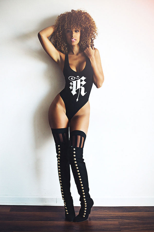 Aisha Thalia Model Photo