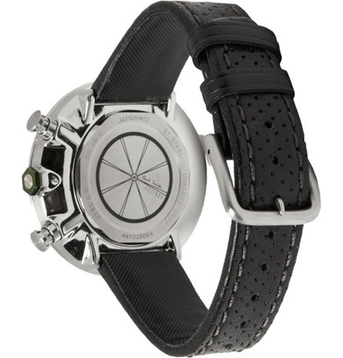 Paul Smith 531 Stainless Steel Chronograph Watch 2