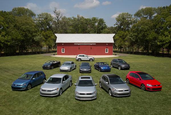 2015 Volkswagen Full Line