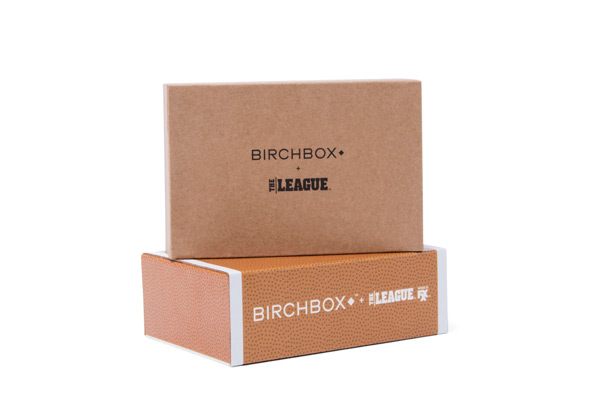 Birchbox Man Grooming The League