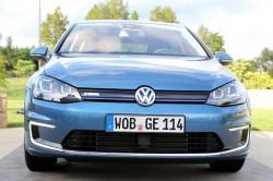 Volkswagen Golf Front