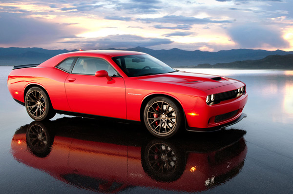 2015 Dodge Challenger Srt 1