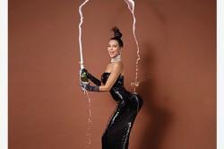 Kim Kardashian Paper Magazine Cover