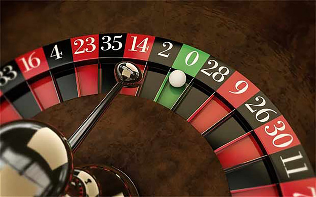 Roulette Wheel Gambling 1