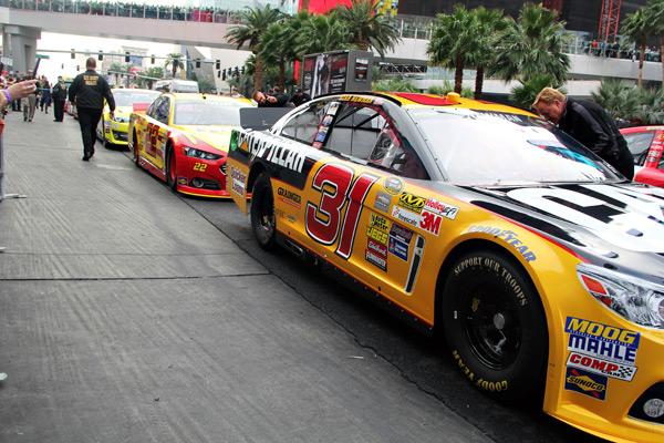 NASCAR Champions Week 28