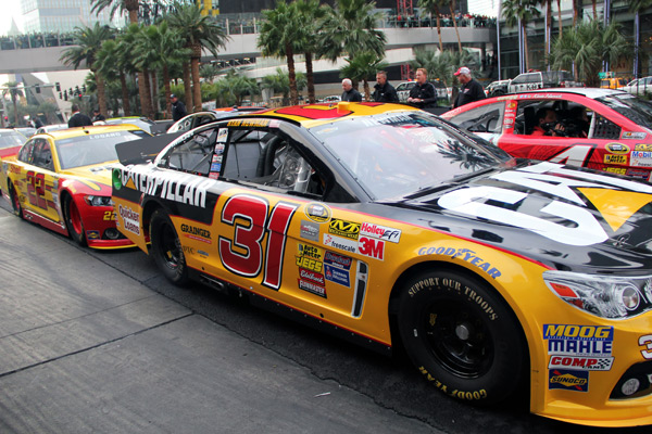 NASCAR Champions Week 31