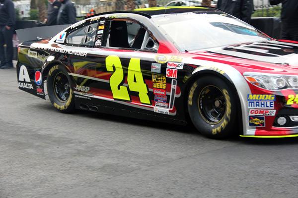 NASCAR Champions Week 32