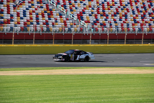 Richard Petty Driving Experience Charlotte Nascar