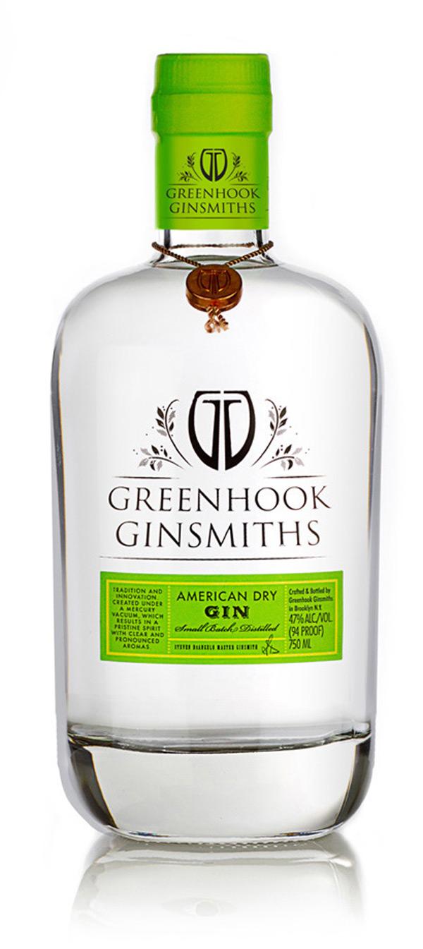 Grennhook Ginsmith American Dry Gin