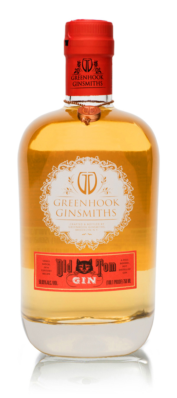 Grennhook Ginsmith Old Tom Cat Gin