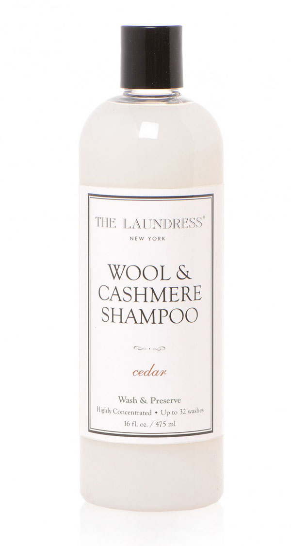 Laundress Wool Cashmere Shampoo