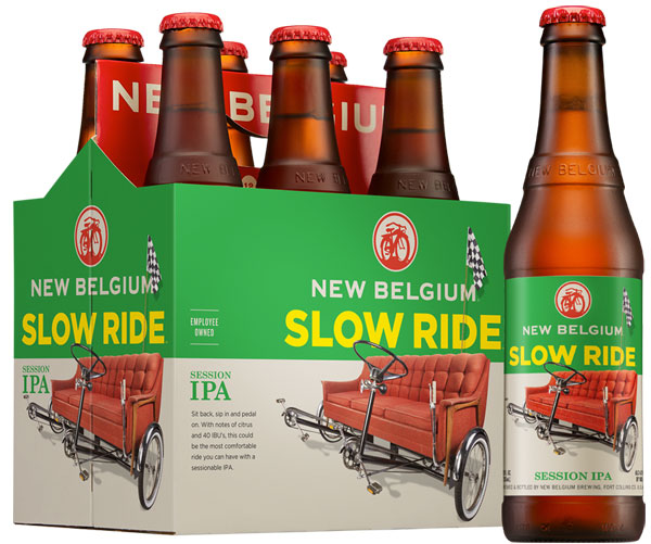 New Belgium Slow Ride Sessions IPA